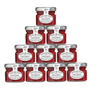 Tiptree Mini Chilli Sauce 28g x 10 bottles