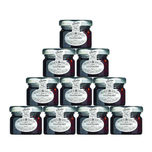 Tiptree Mini Raspberry Jam 28g x 10 bottles