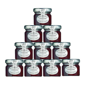 Tiptree Mini Strawberry Conserve 28g x 10 bottles