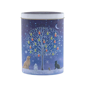 Gardiners Tree Of Gifts Clotted Cream Fudge Tin 250g