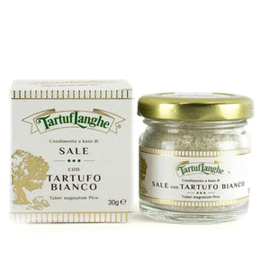 Tartuflanghe Salt with White Truffle 30g