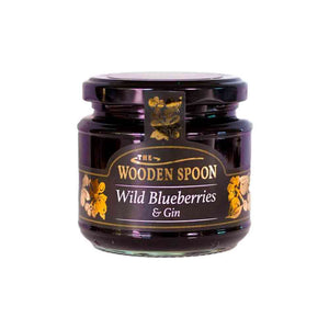 Wooden Spoon - Wild Blueberries and Gin 210g