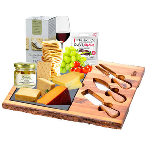 Three Cheeses Selection 3 x 150g , Cracker 125g, Honey with Truffle 40g COMBO