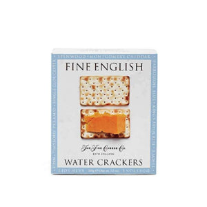 The Fine Cheese Co Fine English Water Crackers 100g