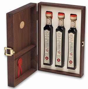Leonardi Collection Estense -Balsamic Condiments 3 x 40ml
