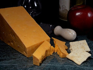 Leicestershire Handmade Cheese | Sparkenhoe Red Leicester