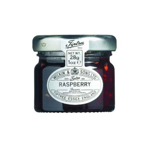 Tiptree Mini Raspberry Jam 28g x 72 bottles