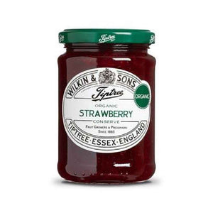 Tiptree Organic Strawberry Conserve