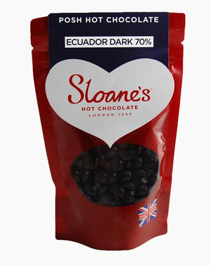 Sloane's Ecuador Dark 70% Hot Chocolate 150g