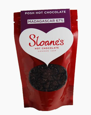 Sloane's Madagascar 67% Hot Chocolate 150g