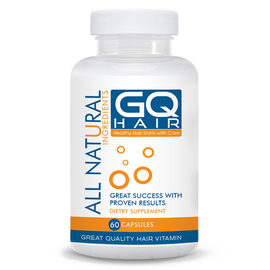 GQ Hair Care Supplement for Hair Loss