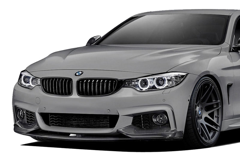 Carbon Fiber Front Splitter for BMW 4-Series F32/F33/F36 M-Sport