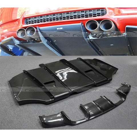 Carbon Fiber Diffuser For BMW E92/E93 M3 2007-2013