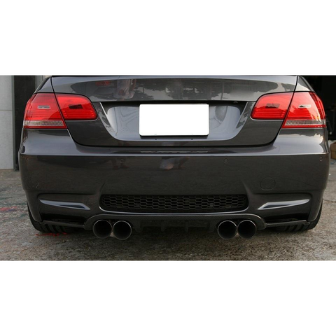 Carbon Fiber Rear Bumper Diffuser for BMW E92/E93 M3 2007-2013