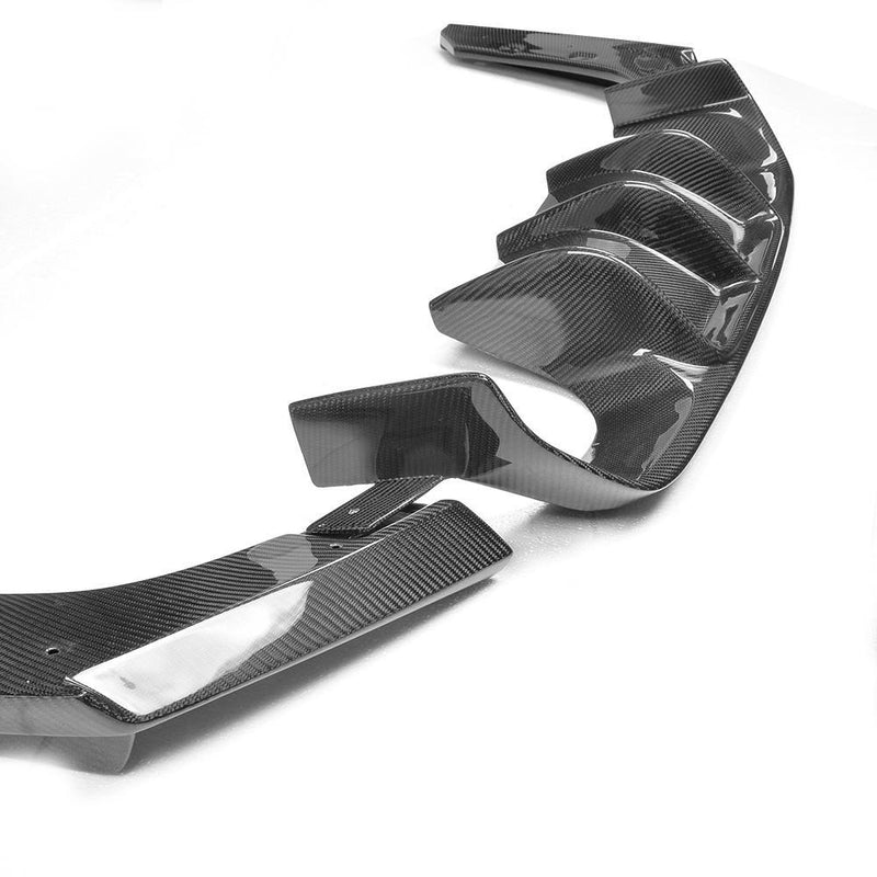 Carbon Fiber Rear Diffuser Type 2 for BMW F80 M3 and F82/F83 M4