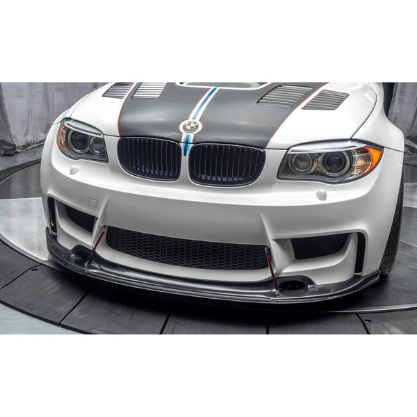Carbon Fiber Front Lip for BMW E82 1M Coupé