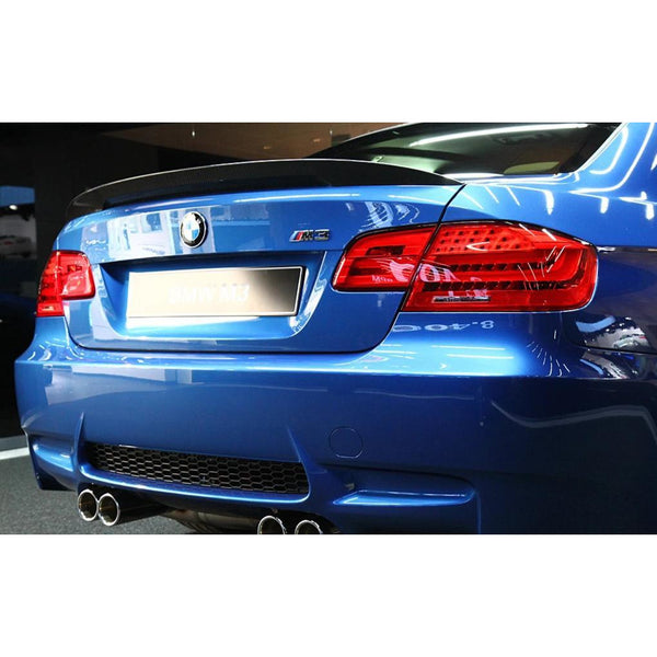 Carbon Fiber Trunk Lip Spoiler for BMW E92 M3 & 3-Series