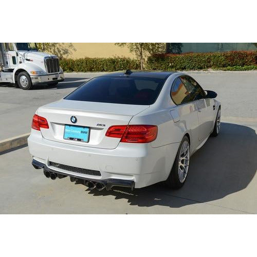 Carbon Fiber Rear Bumper Diffuser for BMW E92/E93 M3