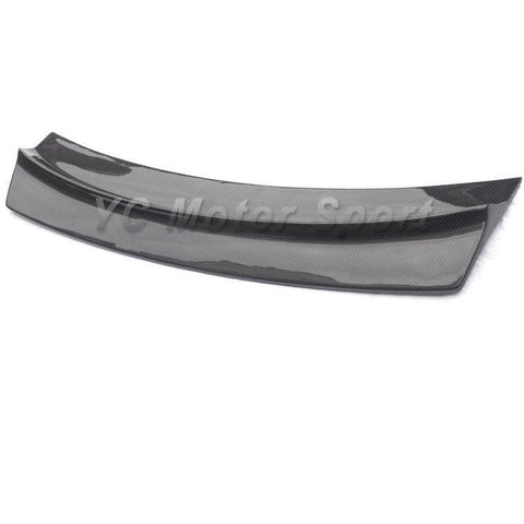 Carbon Fiber Liberty Walk Style Ducktail Spoiler For BMW E92 M3 2007-2013