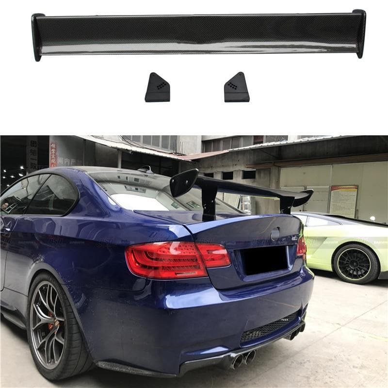 Adjustable Carbon Fiber GTS Spoiler