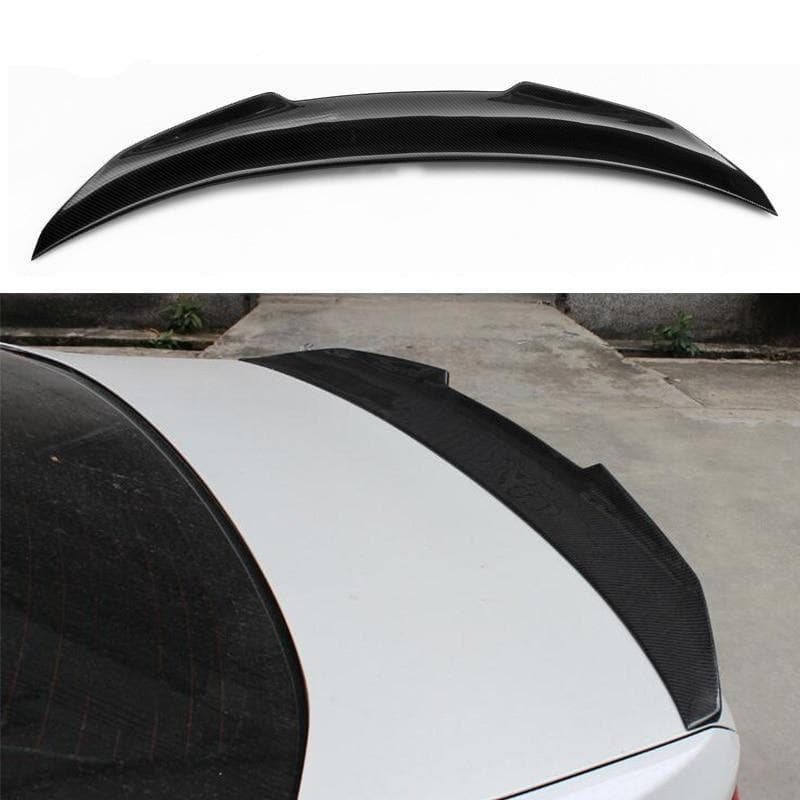 Carbon Fiber Trunk Rear Lip Spoiler for BMW F10 M5 and 5-Series 2011-2016