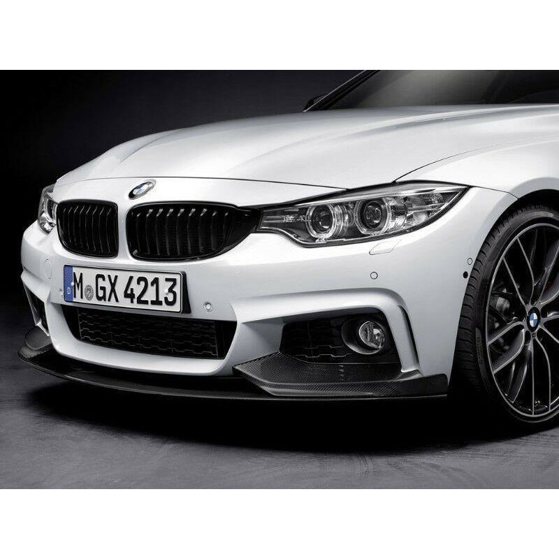 Carbon Fiber Front Splitter for BMW 4-Series F32/F33/F36 M-Sport 2014- - ONVY Motorsport