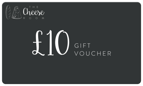 £10 Cheese Room Gift Voucher