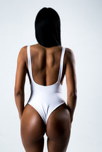 Load image into Gallery viewer, White Classic Swimsuit
