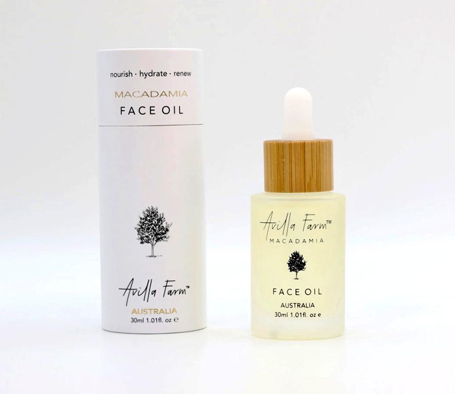 Avilla Farm Macadamia Oil 30ml