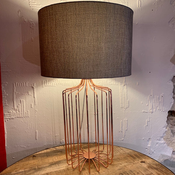 Lamp. Austin Copper Table