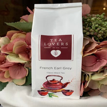 Load image into Gallery viewer, Tea Lovers French Earl Grey Black Tea