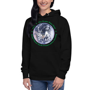 AOC Green New Deal Unisex Hoodie