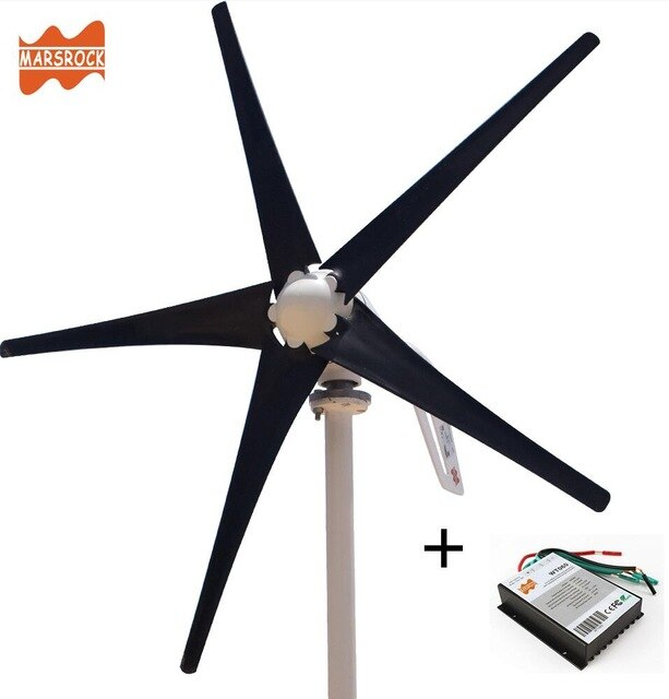 AC12V/24V Colorful Wind Turbine Generator