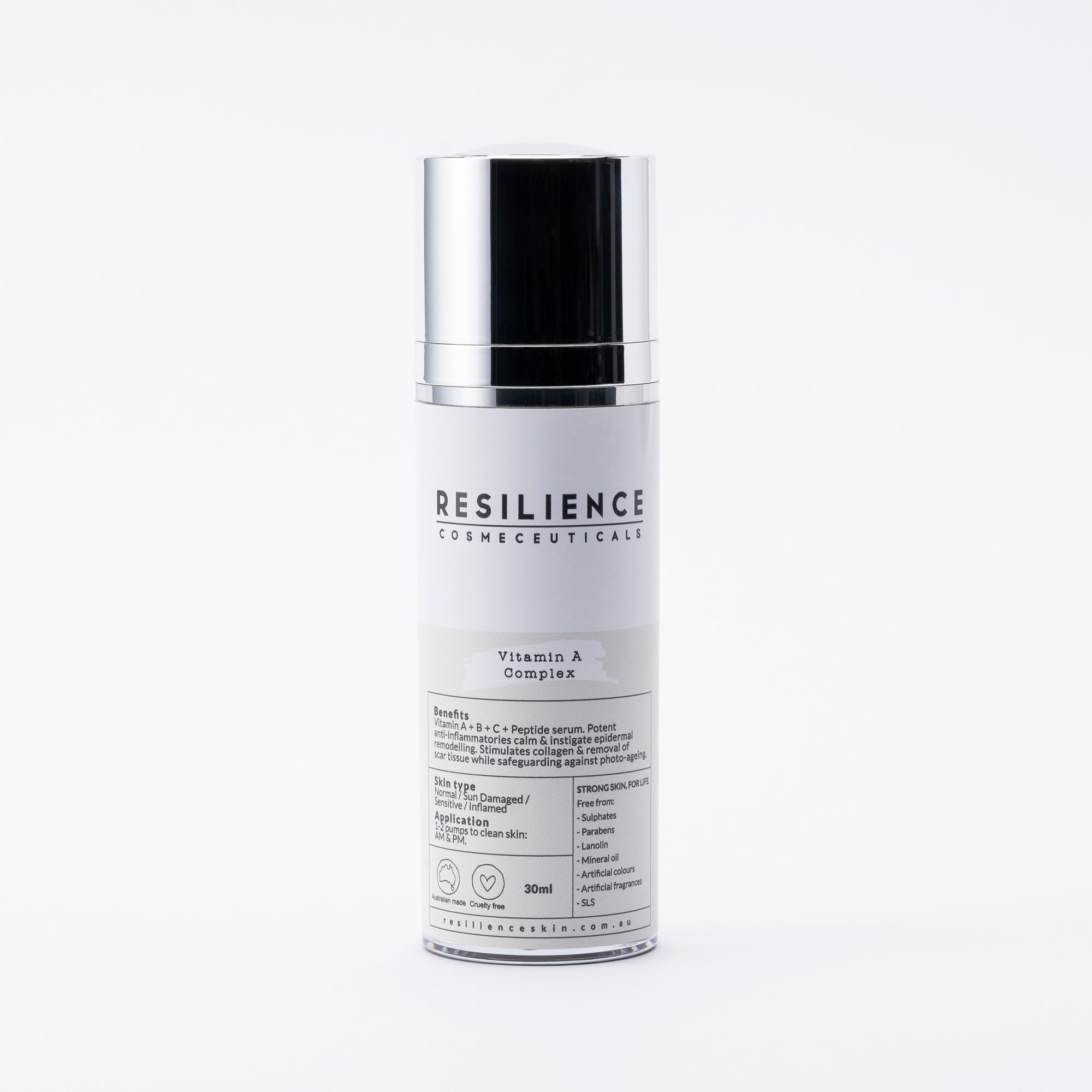 Vitamin A Complex Serum 30ml