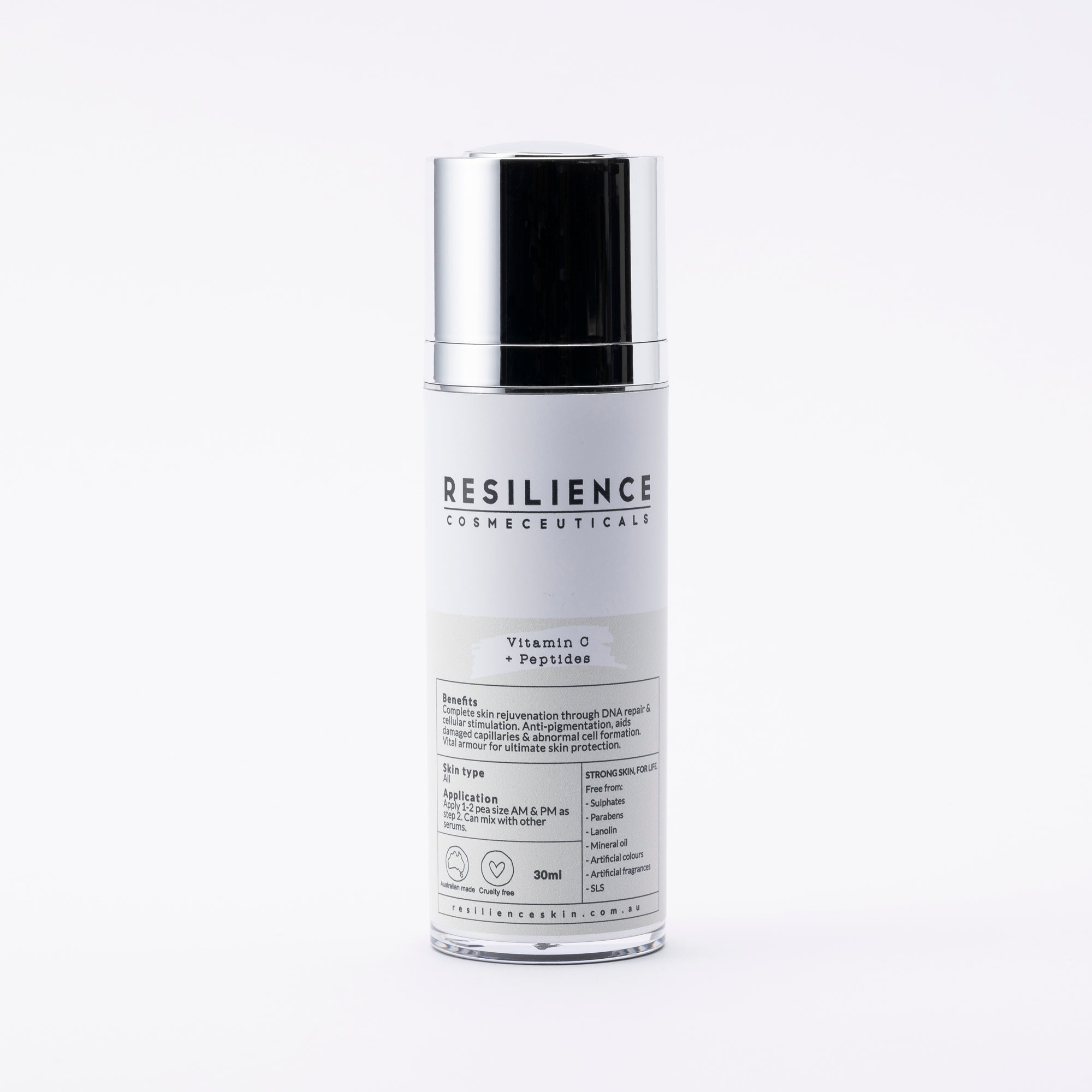 Vitamin C + Peptides Serum 30ml