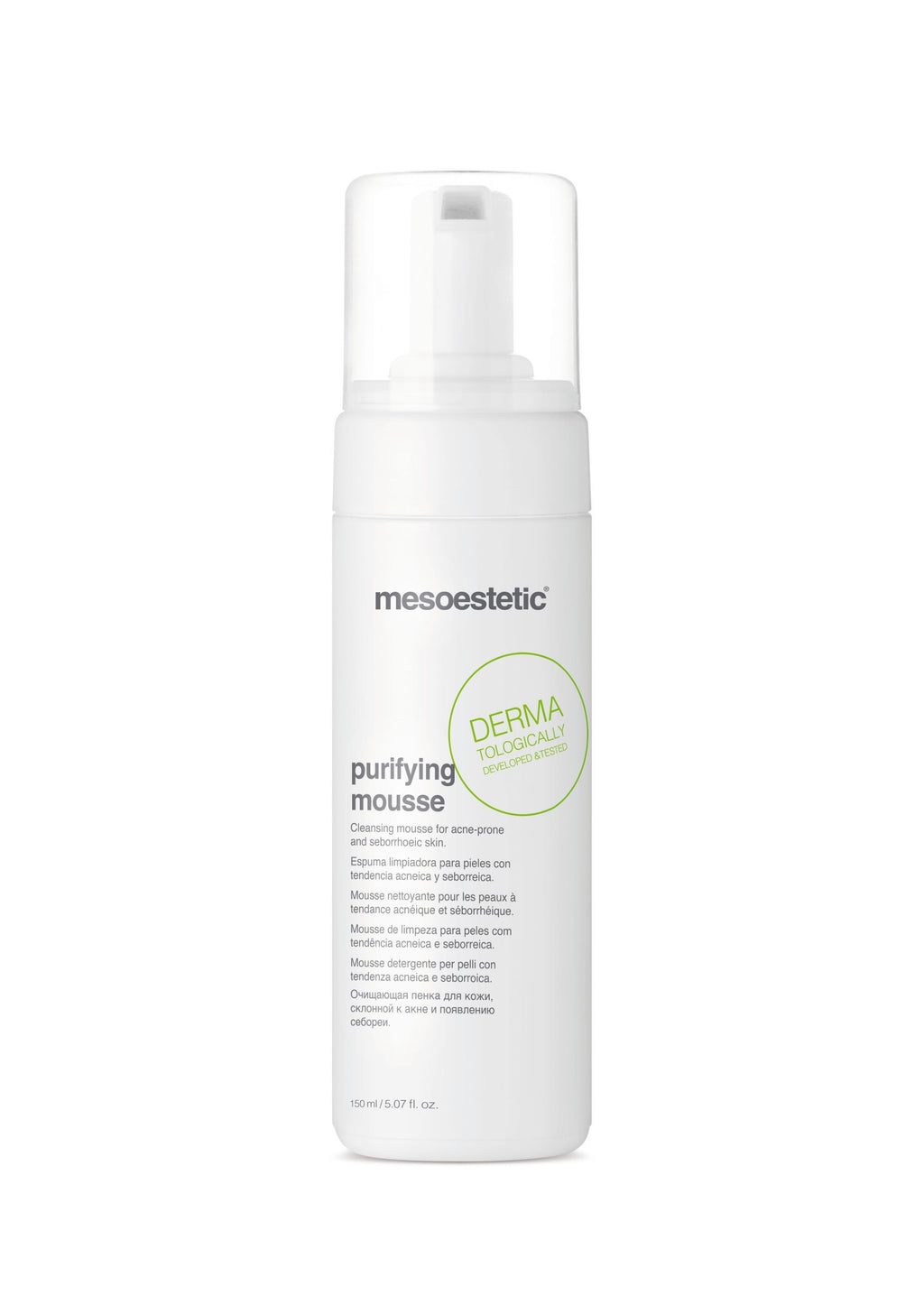 Purifying Mousse Cleanser 150ml