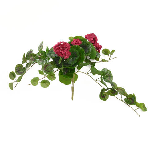 Geranium Bush BE (UV & WATERPROOF) 58CM
