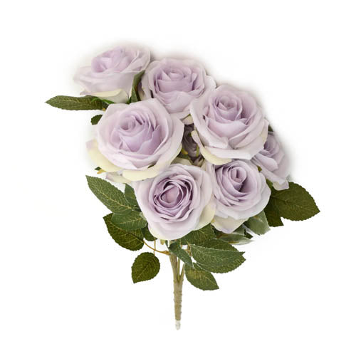 Rose Bunch X10N- Lt.Purple