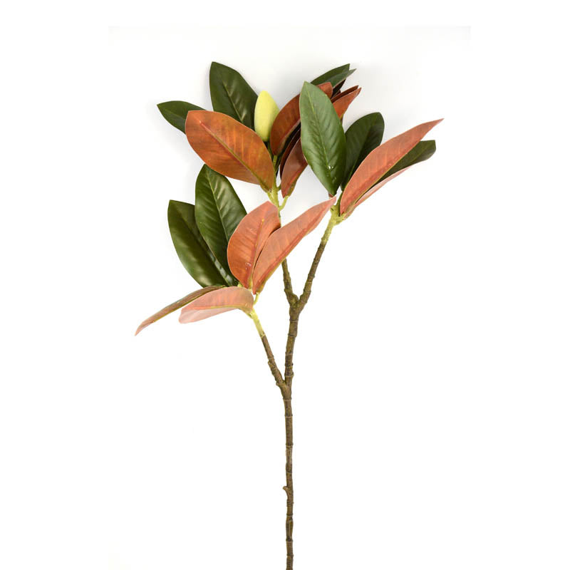 Magnolia Leaf Real Touch 35in