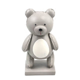 RESIN BALLOON BEAR STANDING-GY