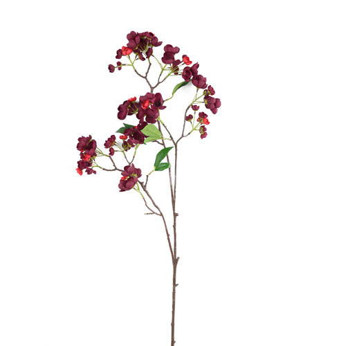 Apple Flower Branch-DK.RED