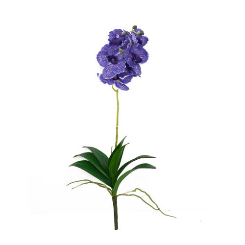 Vanda Orchid Spray 55CM-Purple