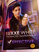 Load image into Gallery viewer, Luxxe White Enhanced Glutathione 60 Capsules (775mg) made in USA