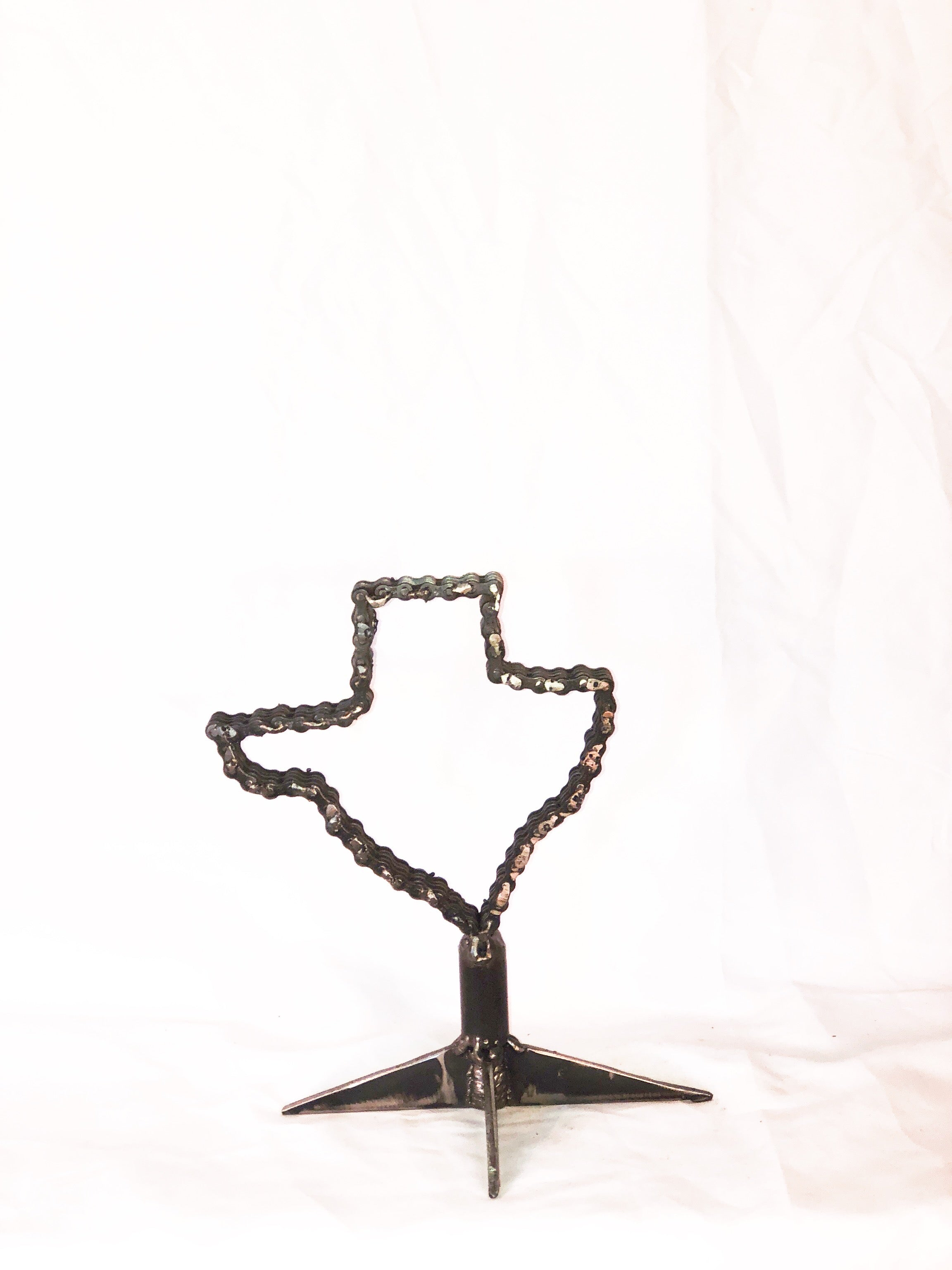 Small Texas Sculpture