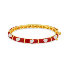 enamel bangle for girls