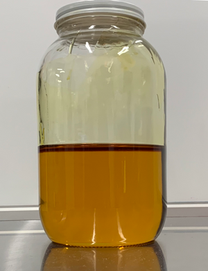 BOXTC7-TO-B45-C4 - 1500 g Jar of Clear Distillate