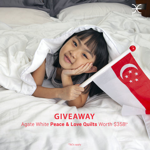 Singapore 55th Birthday Giveaway