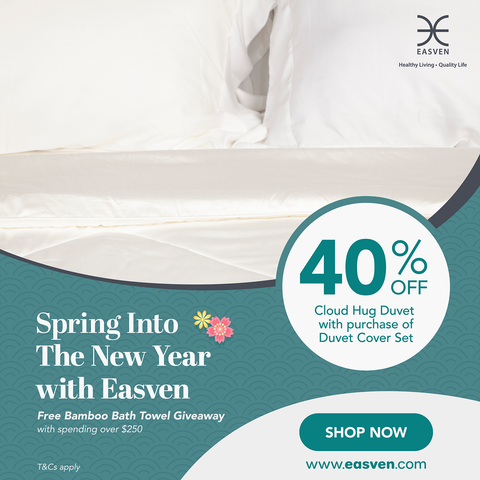 Spring into the New Year with Easven!