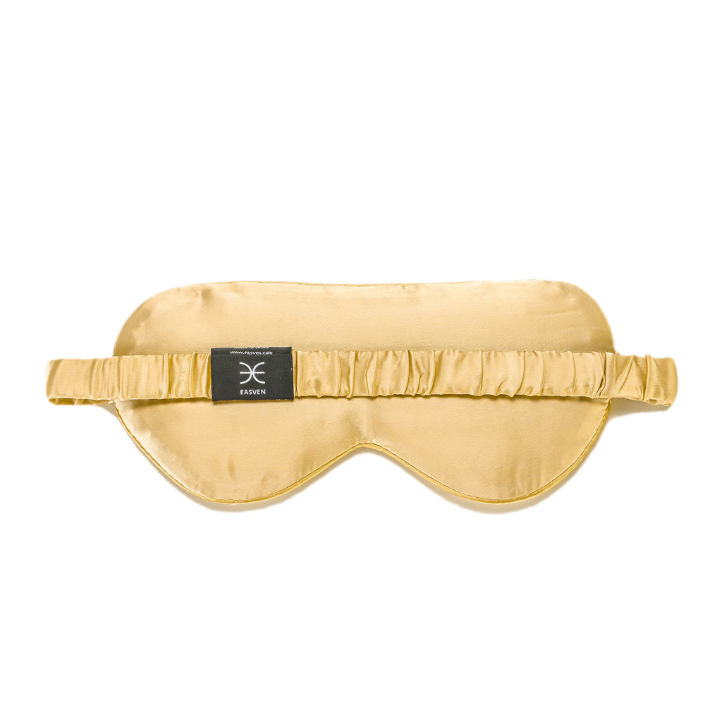 MULBERRY SILK EYE MASK - EASVEN