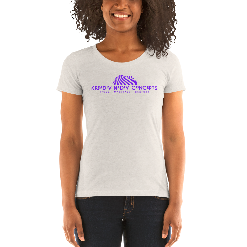 Ladies' KNC short sleeve t-shirt